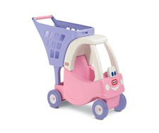 Cozy Coupe Shopping Cart Princess, Little Tikes