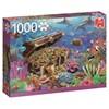 Underwater Treasure, Puslespill, 1000 brikker, Jumbo