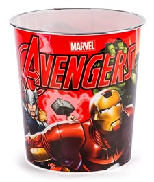 Papperskorg, Avengers