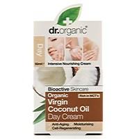Dr Organic Virgin Coconut Oil Day Cream, 50 ml