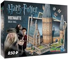 3D-puslespill, Den store salen, Harry Potter