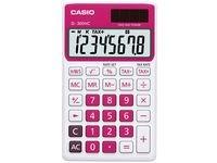 Kalkulator CASIO SL-300NC Rød