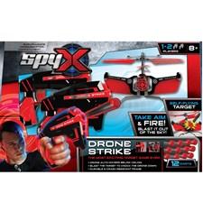 Drone strike, Spy X