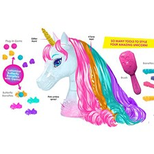 Barbie Unicorn Styling Head, Barbie
