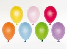 Vattenballonger, mini, Rico, Mixade färger, 50 st.