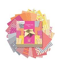 Origami Papper, Mini 240 ark 7,5X7,5 cm, Neon
