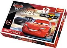 Pussel 100 bitar, Disney Cars 3