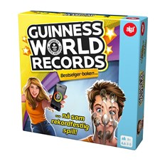 Guinness World Records, Familiespill