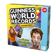Guinness World Records, Familiespill (NO)