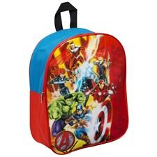 Ryggsäck Röd Junior, Avengers
