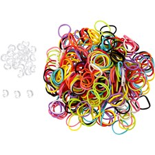 Rainbow Loom® - Bands, 600 laj.