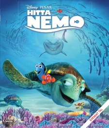 Disney Pixar Klassiker 05 - Hitta Nemo (Blu-ray)