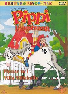 Pippi - Flyttar in i Villa Villekulla
