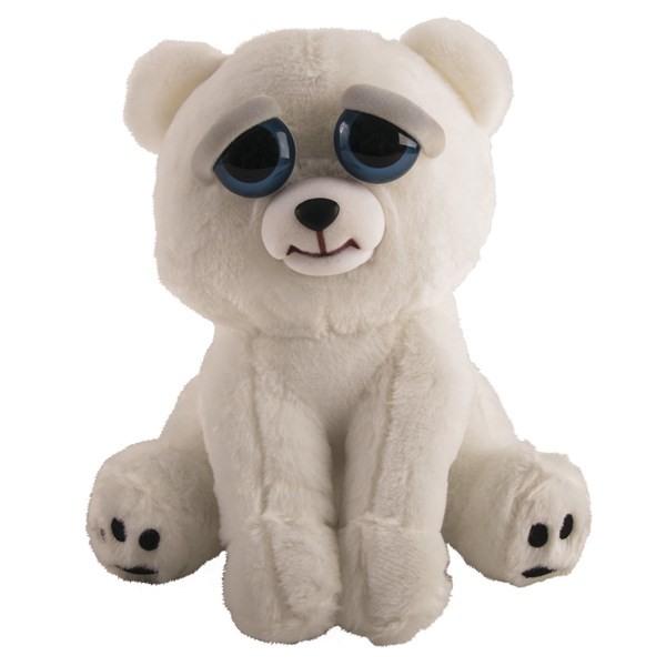 Feisty Pets Polar Bear  Feisty Pets - gosedjur