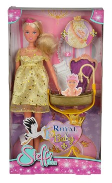 Steffi Gravid-dukke, Royal Baby