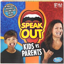 Speak Out Kids vs. Parents, Hasbro