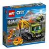 Vulkan, Bandtraktor, LEGO City Volcano Explorers (60122)