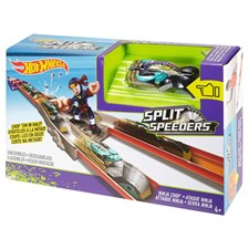 Monster Jam, Split Speeders Ninja Chop, Hot Wheels
