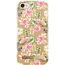 Mobildeksel, Fashion Case, Til Iphone 6/6S/7/8, Champagne Birds, Ideal