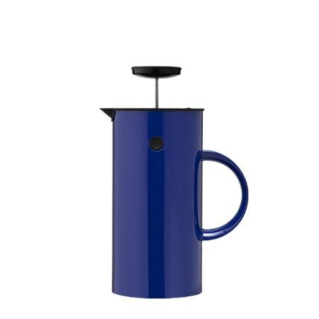 Stelton Kaffepress EM 1 L Ultramarin (blå) - termosar  kannor & karaffer