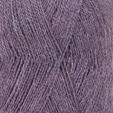 Drops Lace Mix Garn Alpackamix 50g Purple/Violet 4434
