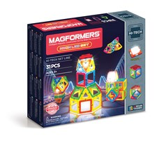 Magformers - Neon LED Set