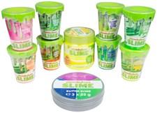 Super Slime, 12 delar