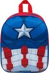 Ryggsäck med muskler, Captain America