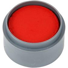 Ansiktsfärg 15 ml Klarröd