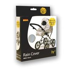 Sadesuoja BRIO-nukenvaunuihin