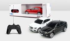 Radiostyrd, BMW X6, Röd