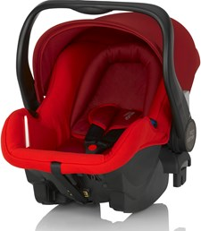 Babyskydd Primo Carrier, Flame Red, Britax