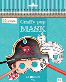 Graffy Pop Mask, Gutt