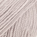 Drops ALPACA UNI COLOUR 4010 pearl grey