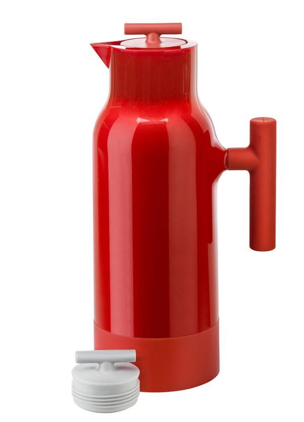 Sagaform Kaffekanna Accent Röd