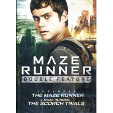 Maze Runner 1 & 2