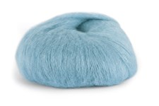 Dale Garn Erle Lanka Silk Mohair Mix 50 g kyyhkyn sininen 5822