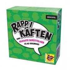 Rapp i käften -Minispel, ALF (SE)