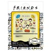 Vänner Kylskåpsmagneter