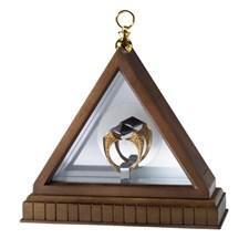 Harry Potter Horcrux Ringen Gullbelagt