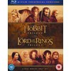 Hobbit and Lord of the Ring: Theatrical Versions (Blu-ray)