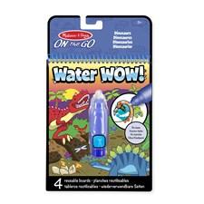 Water Wow Målarbok - Dinosaurs