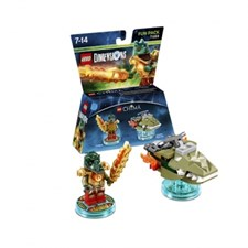 LEGO Dimensions - Fun Pack - Cragger (Chima)