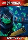 Lego Ninjago - Masters of Spinjitzu - Avsnitt 45-49 (film)