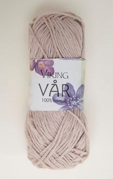 Viking of Norway Vår 50 gr Beige 407
