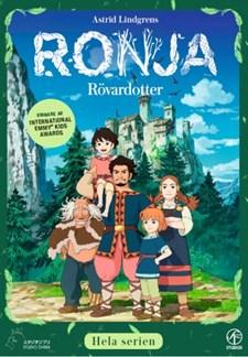 Ronja Rövardotter (6-disc)
