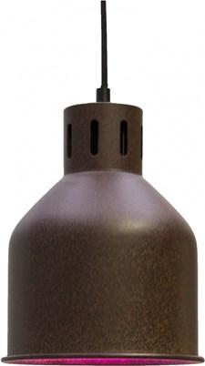 Växtarmatur SAGA för LEDlampor, Rost