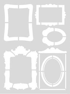 Sabluuna, Kehykset, medium 18,5 X 24,5 cm