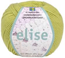 Elise Garn Bomullsmix 50g Lindblomsgrønn (69222)