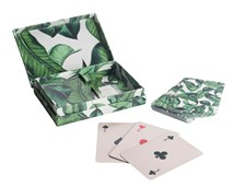 Playing Cards Leafs